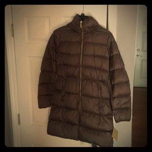 Michael Kors Mocha jacket/tags still attached!